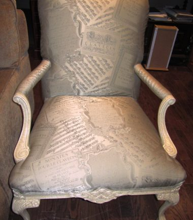 Chippendale Styel Chair